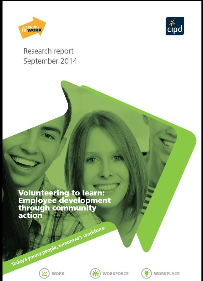CIPD unveils framework to help employers link volunteering with learning and development strategies