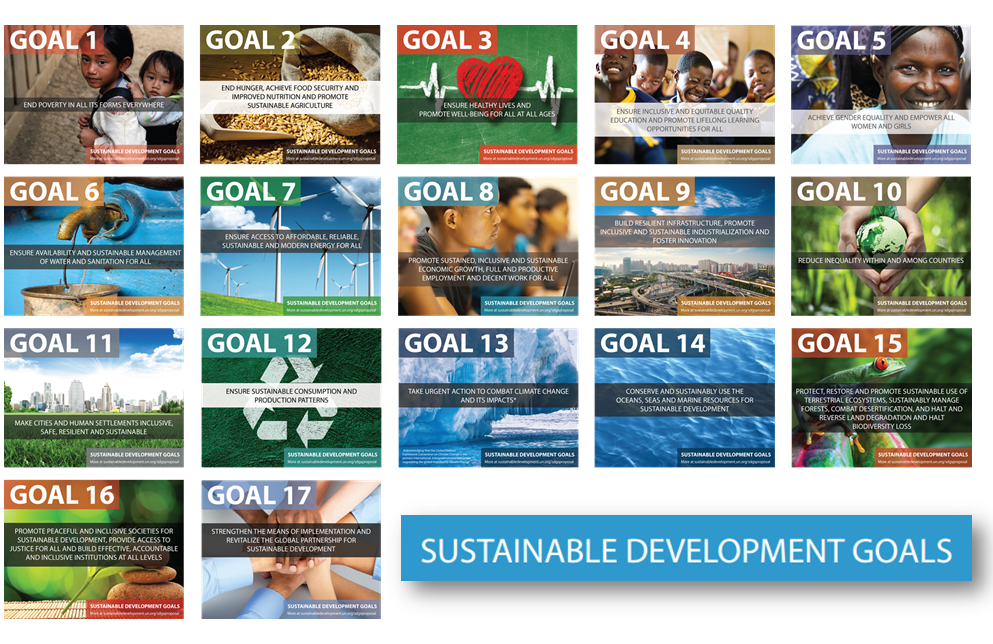 SDGs Background Graphic